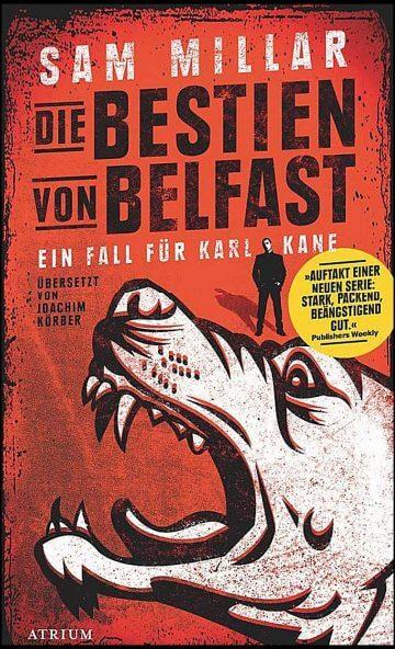 Sam Millar: Die Bestien von Belfast